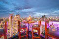 Rooftop restaurant bangkok thailand june view from the top of above eleven bar on june in bangkok thailand above eleven is a Stock Photos