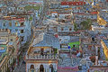 Rooftops of Old Havana Royalty Free Stock Photo
