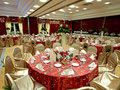 Room arrangement a luxury ready for a party Royalty Free Stock Images
