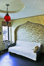 Room in oriental style Royalty Free Stock Photos
