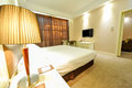 Rooms nanchang hotel picture was taken in march Royalty Free Stock Photos