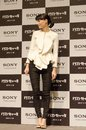 "Rooney mara january st tokyo japan – appears at a press conference for the film ""the girl with the dragon tattoo"" in the Royalty Free Stock Photos"