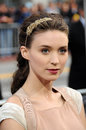 Rooney,Rooney Mara Royalty Free Stock Photo