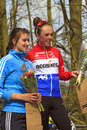 Roos Staps and Lindy van Anrooy