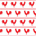 Rooster seamless