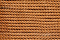 Rope background Stock Image