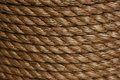 Rope coil Stock Images