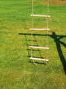 Rope ladder Royalty Free Stock Photo