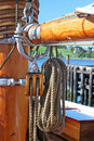 Rope and Pulley Stock Images