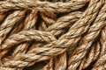 Ropes the background of the Stock Photography
