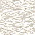 Ropes seamless pattern. Stock Image