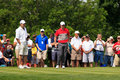 Rory mcilroy at the memorial tournament in dublin ohio usa Royalty Free Stock Images