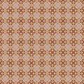 Rose abstract seamless repeat pattern Stock Photo