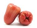 Rose apple Royalty Free Stock Photo