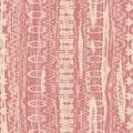Rose batik Stock Image