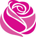 Rose design Stock Image