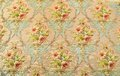 Rose Fabric Background Of Wall...