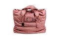 Rose female bag-1 Royalty Free Stock Photo