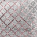 Rose gold square on marble background. Rose gold texture. Rose gold square marble pattern. Rose Gold marble Wallpaper Royalty Free Stock Photo
