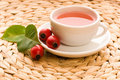 Rose hip tea Stock Photography