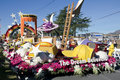 Rose Parade float Royalty Free Stock Image