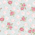 Rose pattern Royalty Free Stock Photo