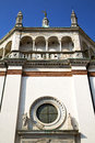 rose window italy lombardy in the busto arsizio old ch