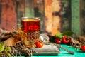 Rosehip tea Royalty Free Stock Photo