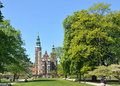 Rosenborg Castle Royalty Free Stock Photography
