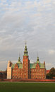 Rosenborg castle copenhagen denmark Royalty Free Stock Photos
