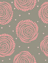 Roses - seamless pattern Royalty Free Stock Images