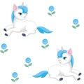 Roses and unicorns
