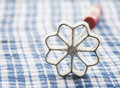 Rosette Iron Royalty Free Stock Photo