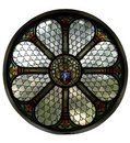 Rosewindow Royalty Free Stock Photo