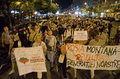 Rosia Montana Protest in Bucharest,Romania - 08 September