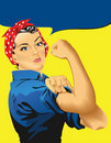 Rosie the Riveter Stock Photos