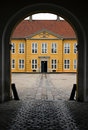 Roskilde Palace Royalty Free Stock Photo