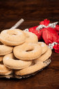 Roskos bagels Stock Images