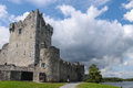 Ross Castle in Killarney Royalty Free Stock Photo