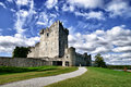 Ross Castle, Killarney, Ireland Stock Image