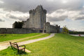 Ross Castle near Killarney Stock Photos
