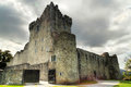 Ross Castle near Killarney Royalty Free Stock Photo
