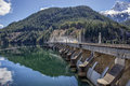 Ross Dam Royalty Free Stock Photo