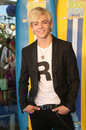 Ross lynch at the uk screening of disney channel s teen beach movie london picture by henry harris featureflash Stock Photos