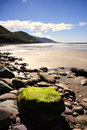 Rossbeigh Strand Royalty Free Stock Images