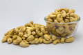 Rost Cashew nuts Royalty Free Stock Photo