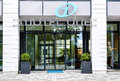 Rostock, Germany - August 22, 2016: Motel one Low Budget Royalty Free Stock Photo