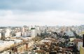 Rostov on don aerial view of russia Royalty Free Stock Photo