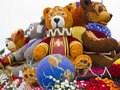 Rotary Rose Parade Committee Float Royalty Free Stock Photo