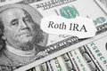 Roth IRA Royalty Free Stock Photo